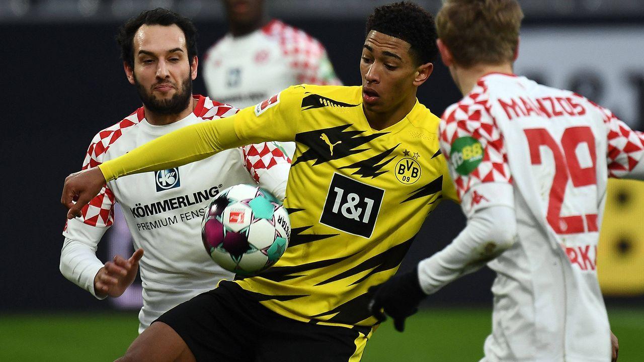 Jude Bellingham (Borussia Dortmund) - Bildquelle: Imago Images