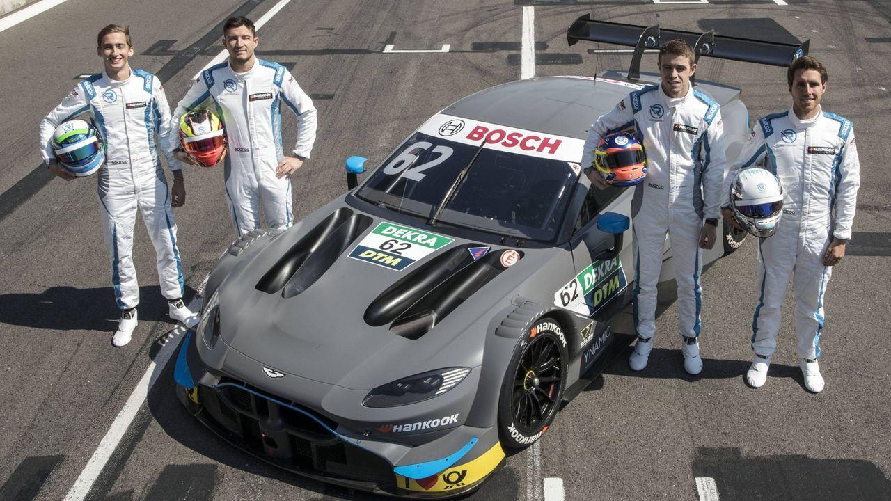 Aston Martin - Bildquelle: imago images / HochZwei