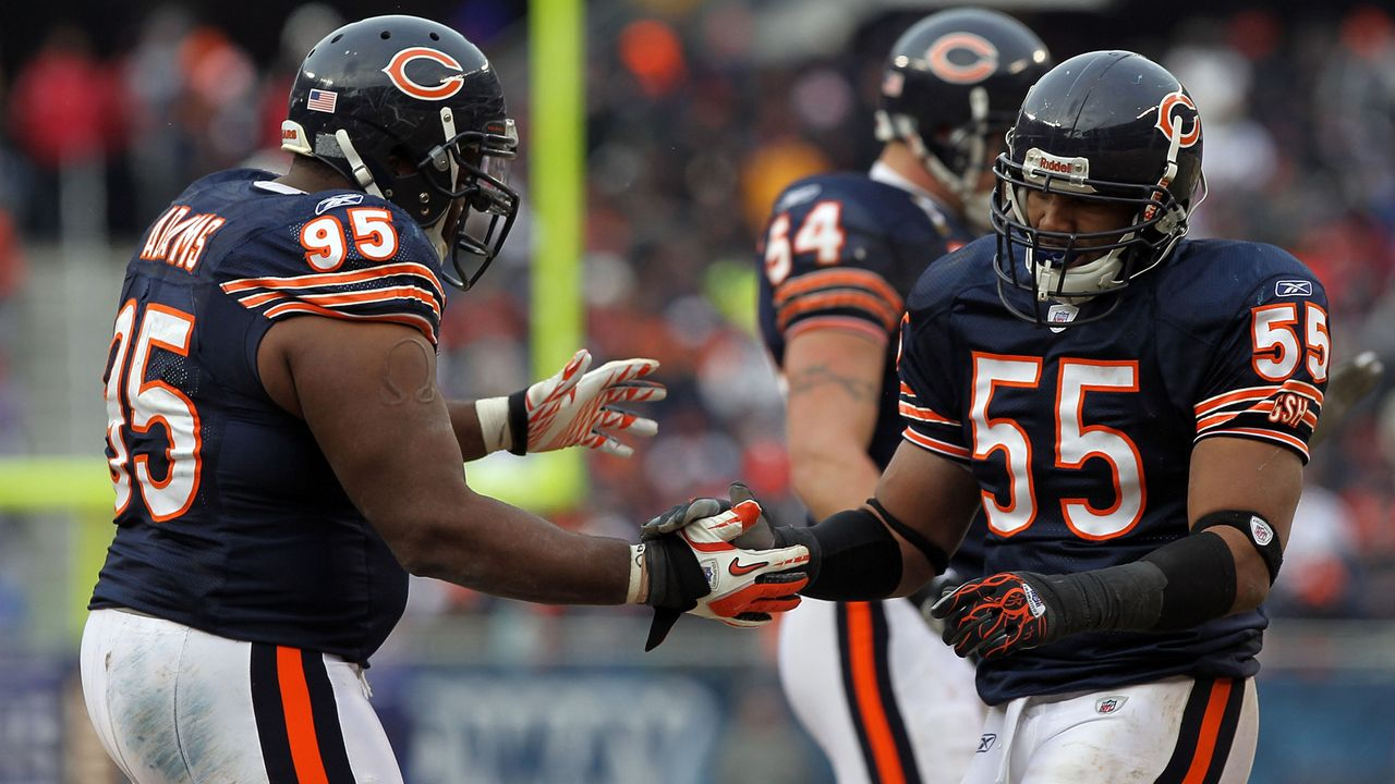Platz 15 (geteilt): Chicago Bears - Bildquelle: 2011 Getty Images
