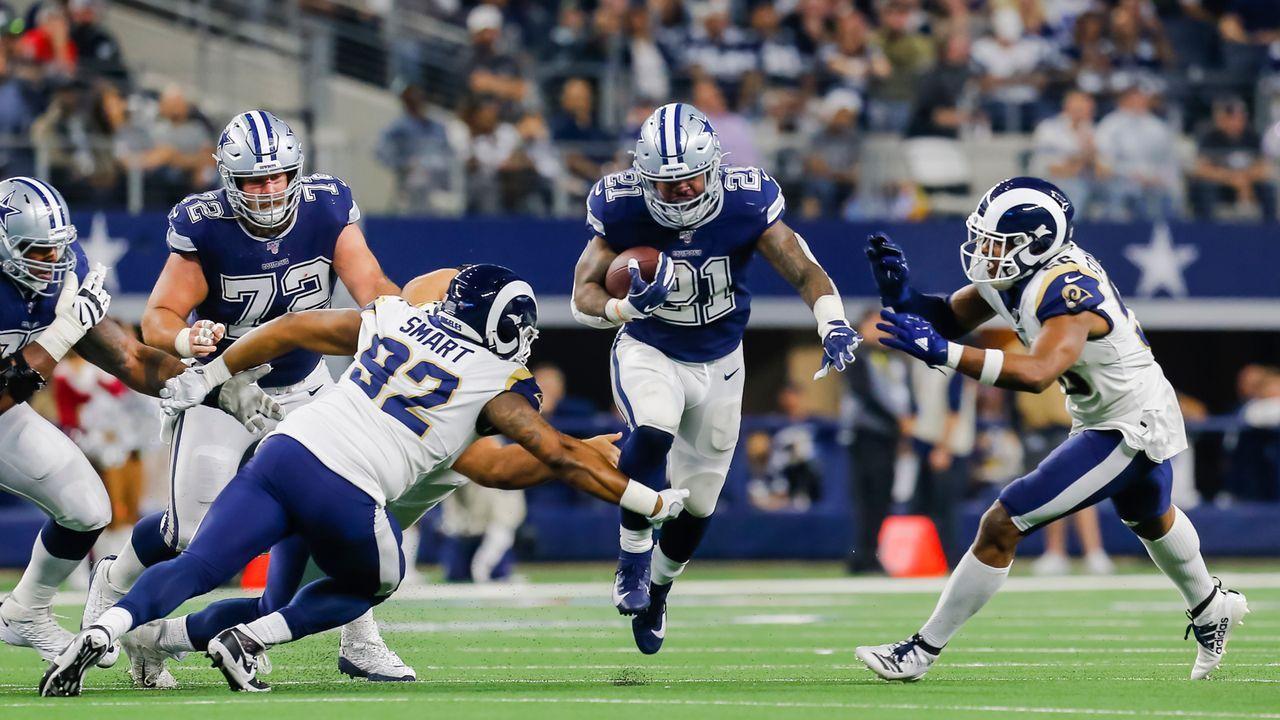 Los Angeles Rams at Dallas Cowboys - Bildquelle: imago images/Icon SMI
