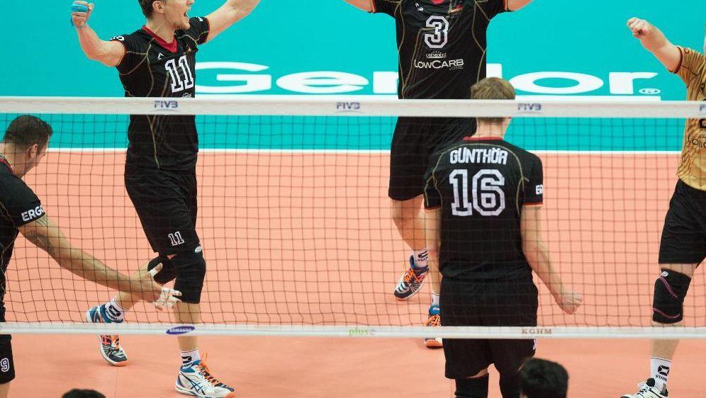 Volleyball Wm Halbfinale