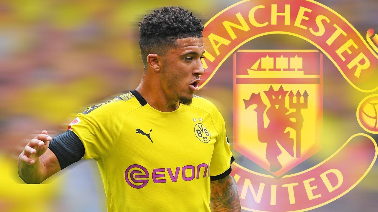 Jadon Sancho (Borussia Dortmund) - Bildquelle: Getty/ran.de