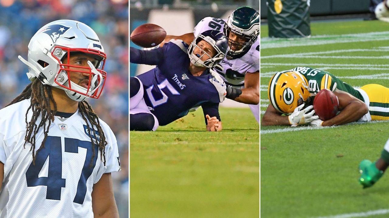 NFL Preseason: So lief es für die Deutschen - Bildquelle: Getty / Imago