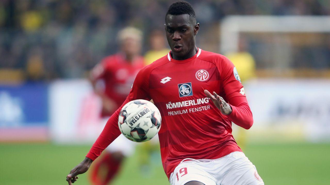 Platz 11 - Moussa Niakhate (1. FSV Mainz 05) - Bildquelle: 2019 Getty Images