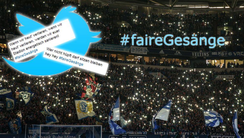 Neuer Twitter-Trend:#faireGesänge - Bildquelle: 2017 Getty Images