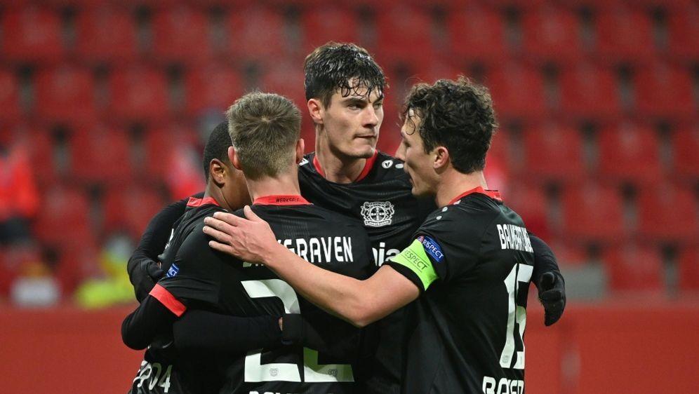Leverkusen wird Gruppensieger - Bildquelle: AFPSIDINA FASSBENDER