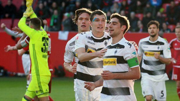 22. Spieltag: FC Ingolstadt - Borussia Mönchengladbach 0:2 - Bildquelle: imago/Jan Huebner