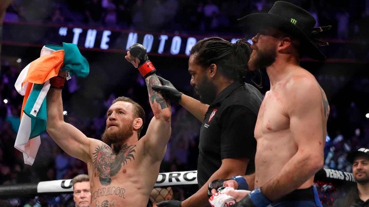 Nächster Kampf? - Bildquelle: Getty Images