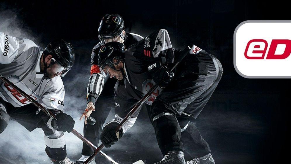 Die virtuelle Eishockeyliga eDEl startet am 9. November - Bildquelle: DELDELSID