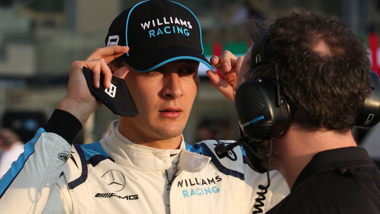 Der Streber - Bildquelle: HOCH ZWEI/Pool/Williams Racing