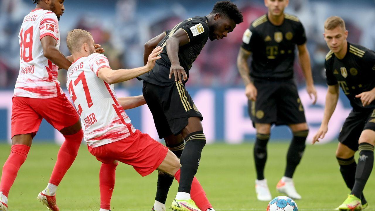 Alphonso Davies (FC Bayern München) - Bildquelle: Getty Images