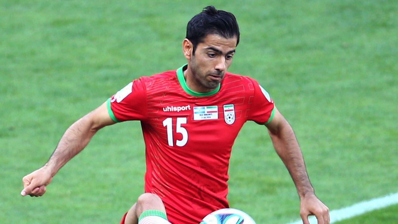 Pejman Montazeri (Iran) - Bildquelle: 2014 Getty Images