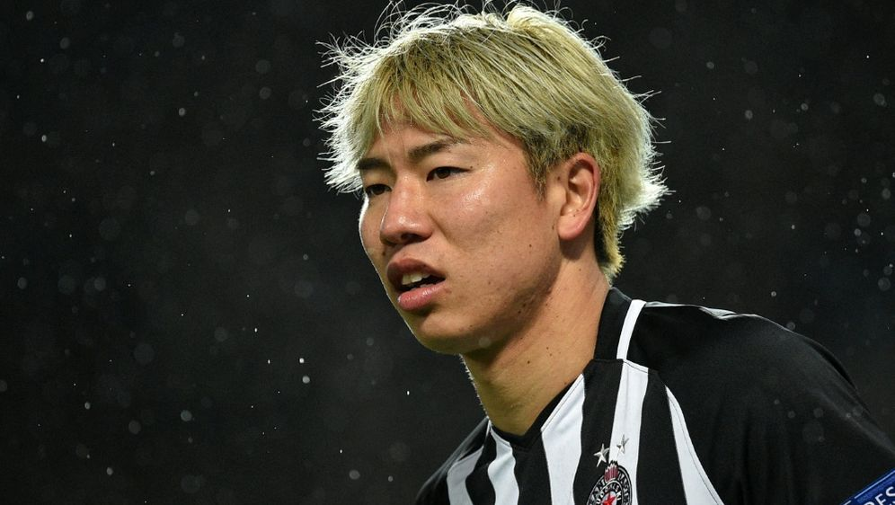 Takuma Asano wechselt ablösefrei zum VfL Bochum - Bildquelle: AFPSIDOLI SCARFF