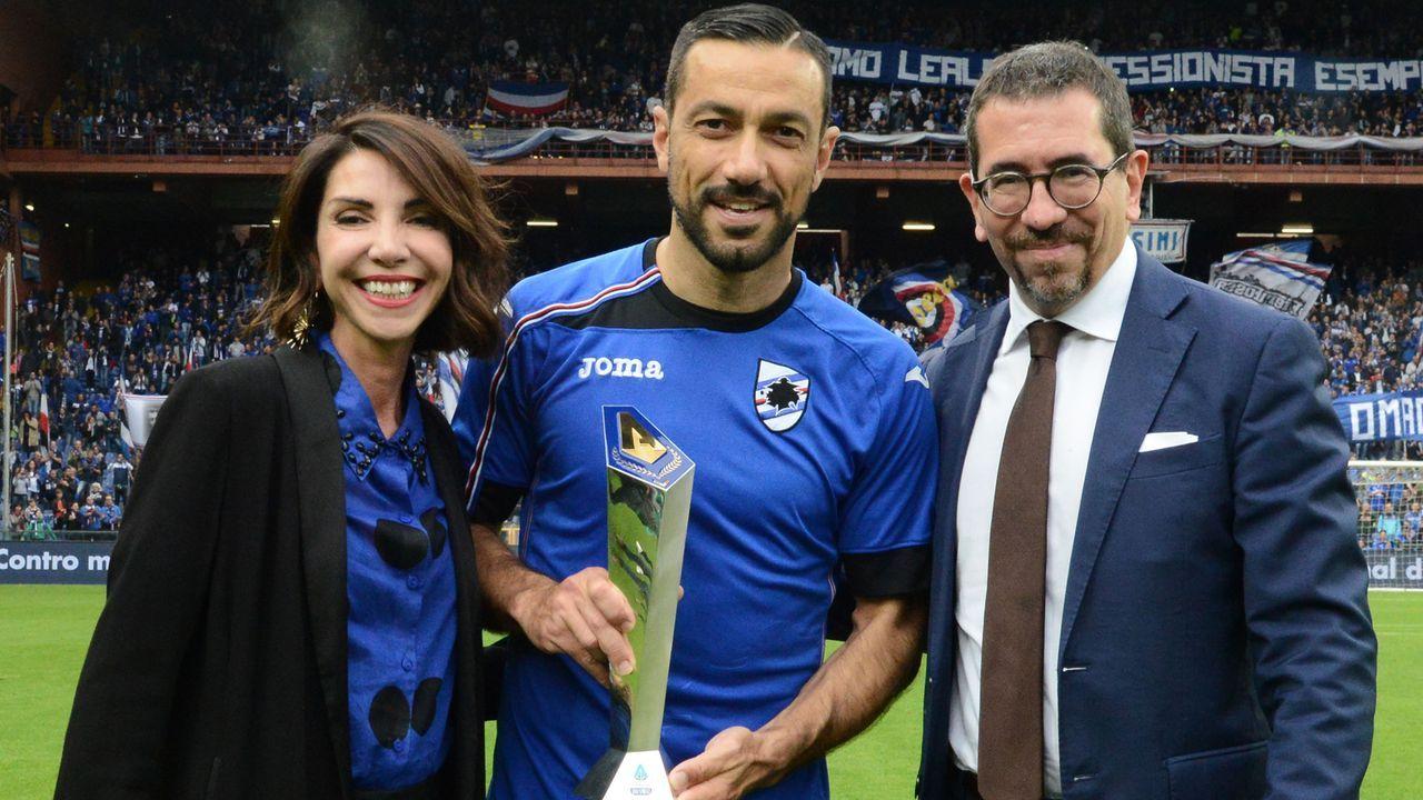 Serie A - Bildquelle: 2019 Getty Images