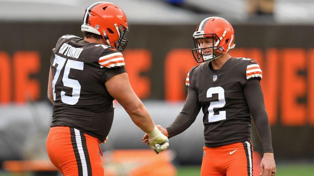 Cleveland Browns - Bildquelle: Getty Images