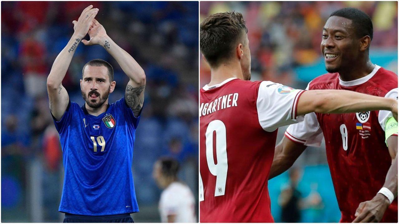 Italien vs. Österreich - Bildquelle: Imago Images/Getty Images