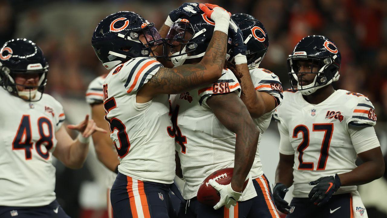 Chicago Bears – die Needs    - Bildquelle: imago images/Action Plus