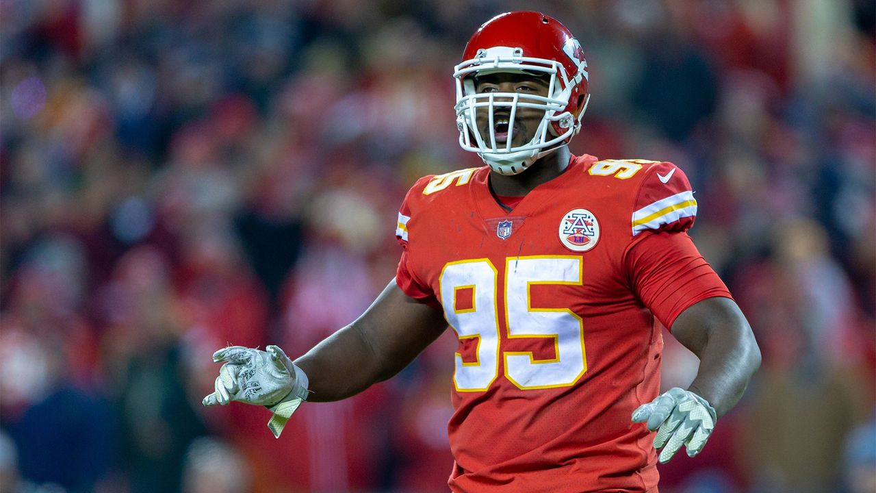 Chris Jones (Kansas City Chiefs) - Bildquelle: imago/Icon SMI