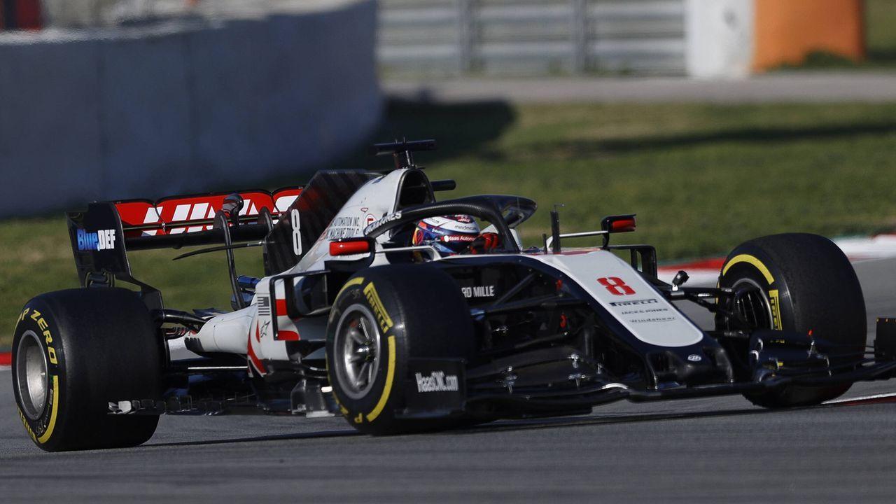 Verlierer: Haas F1 - Bildquelle: imago images/ZUMA Press