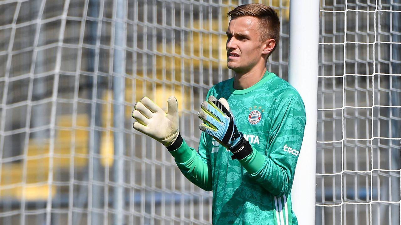 Christian Früchtl (Torwart, FC Bayern München) - Bildquelle: imago images / foto2press