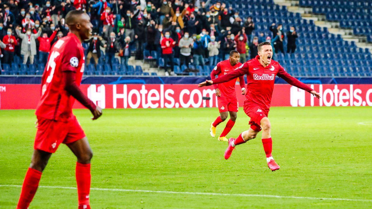 Zlatko Junuzovic (RB Salzburg) - Bildquelle: Imago