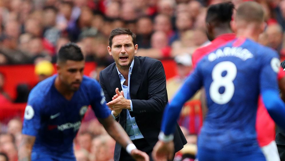 Frank Lampard hat beim FC Chelsea eine enorm schwere Aufgabe vor sich - Bildquelle: 2019 Getty Images