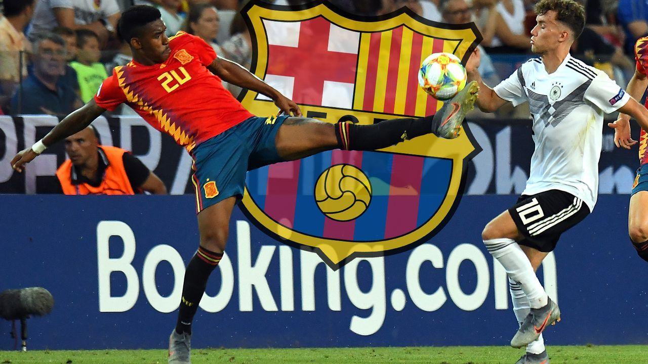 Junior Firpo (FC Barcelona) - Bildquelle: 2019 Getty Images