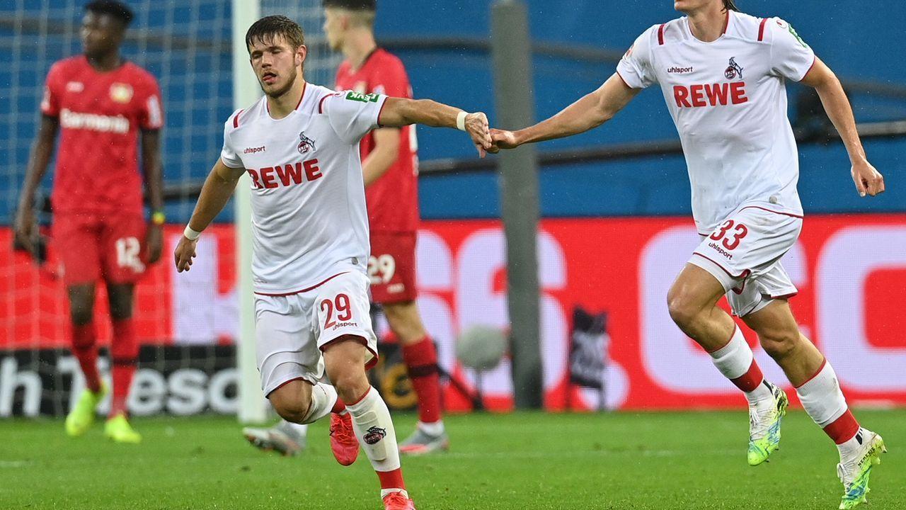 Jan Thielmann (1. FC Köln) - Bildquelle: Getty Images