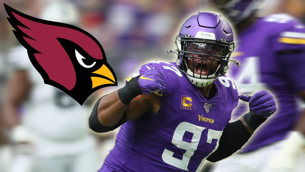 Everson Griffen (Free Agent) - Bildquelle: getty