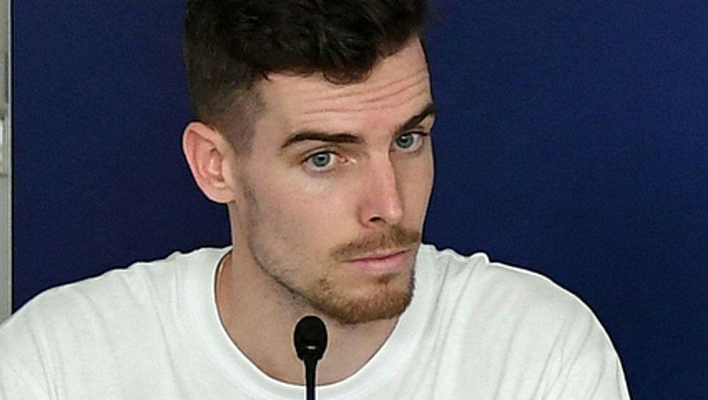 Belgrad: Mats Moraing trifft auf Novak Djokovic - Bildquelle: AFPSIDSAEED KHAN