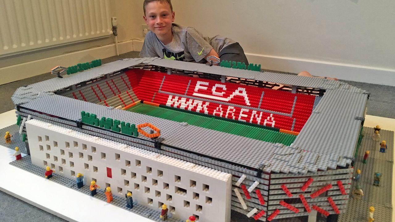 FC Augsburg - Bildquelle: Twitter @awaydayjoe