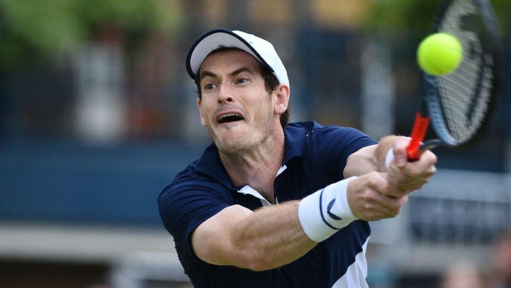 Andy Murray verliert in zwei Sätzen gegen Gasquet - Bildquelle: AFPSIDGLYN KIRK