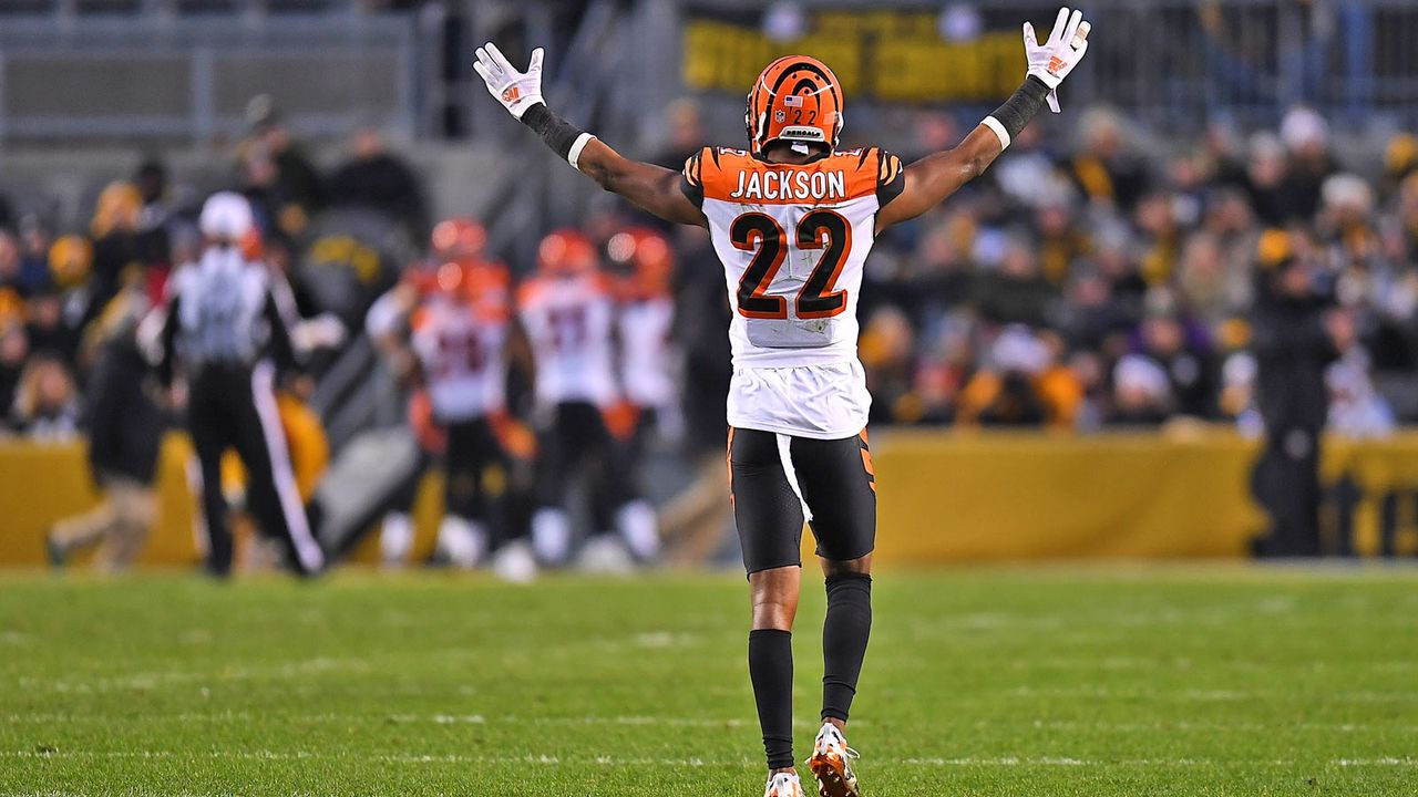 Option gezogen: William Jackson (Cincinnati Bengals) - Bildquelle: Getty