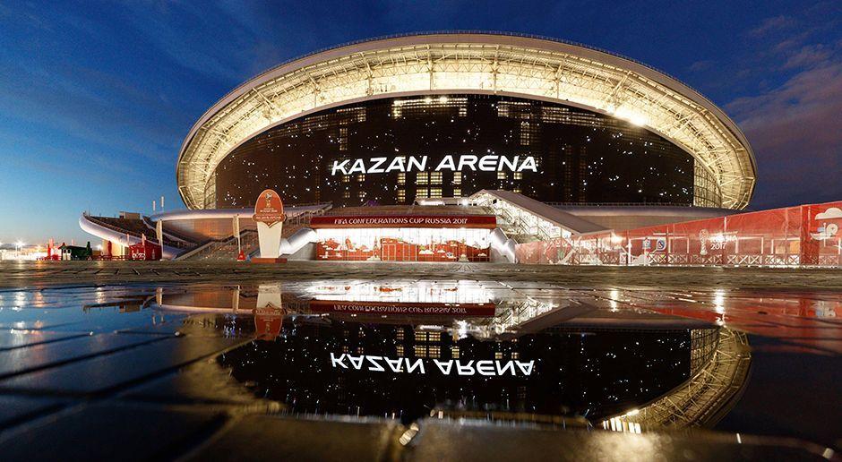 5. Kasan-Arena (Kasan) - Bildquelle: imago/Fotoarena