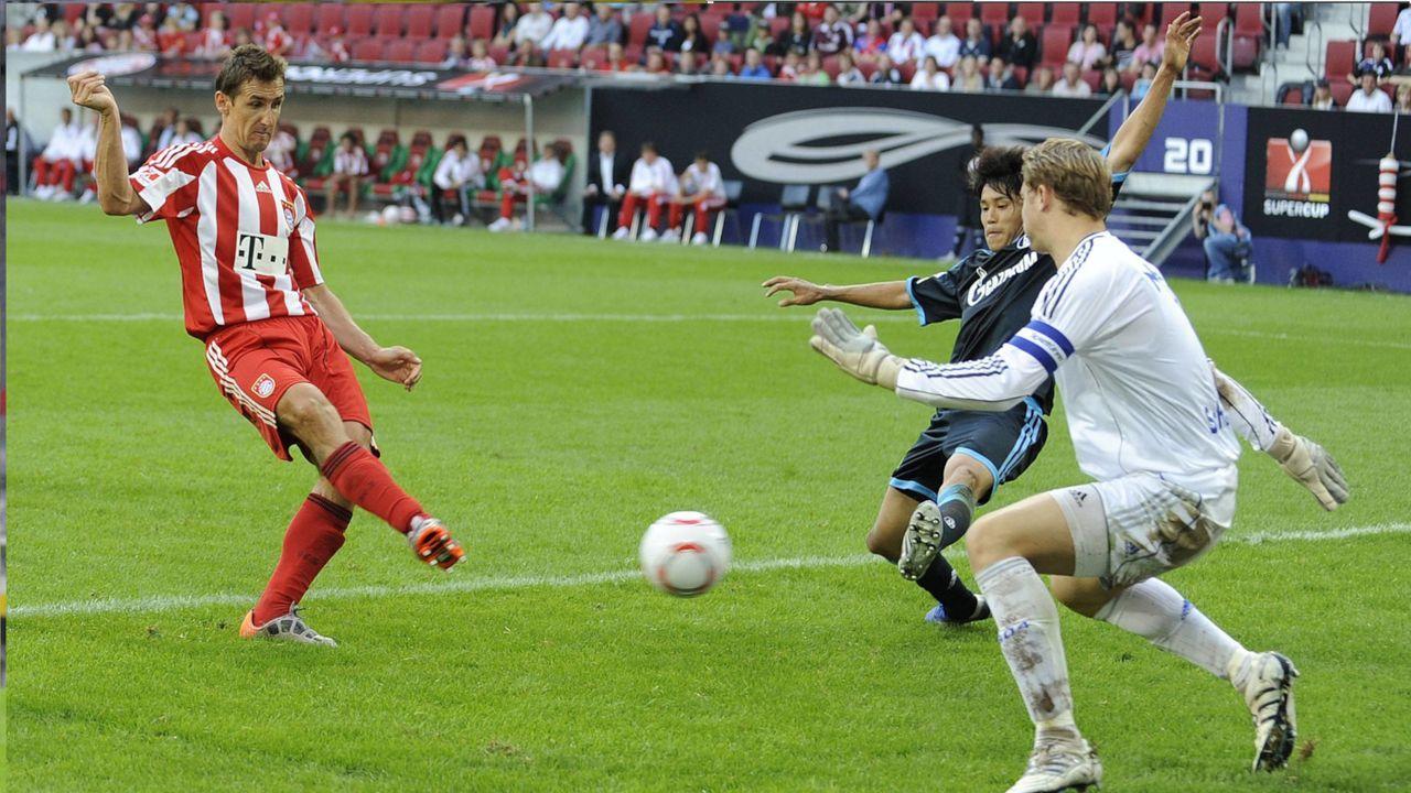 2010: FC Bayern München - FC Schalke 04 2:0 - Bildquelle: Imago Images