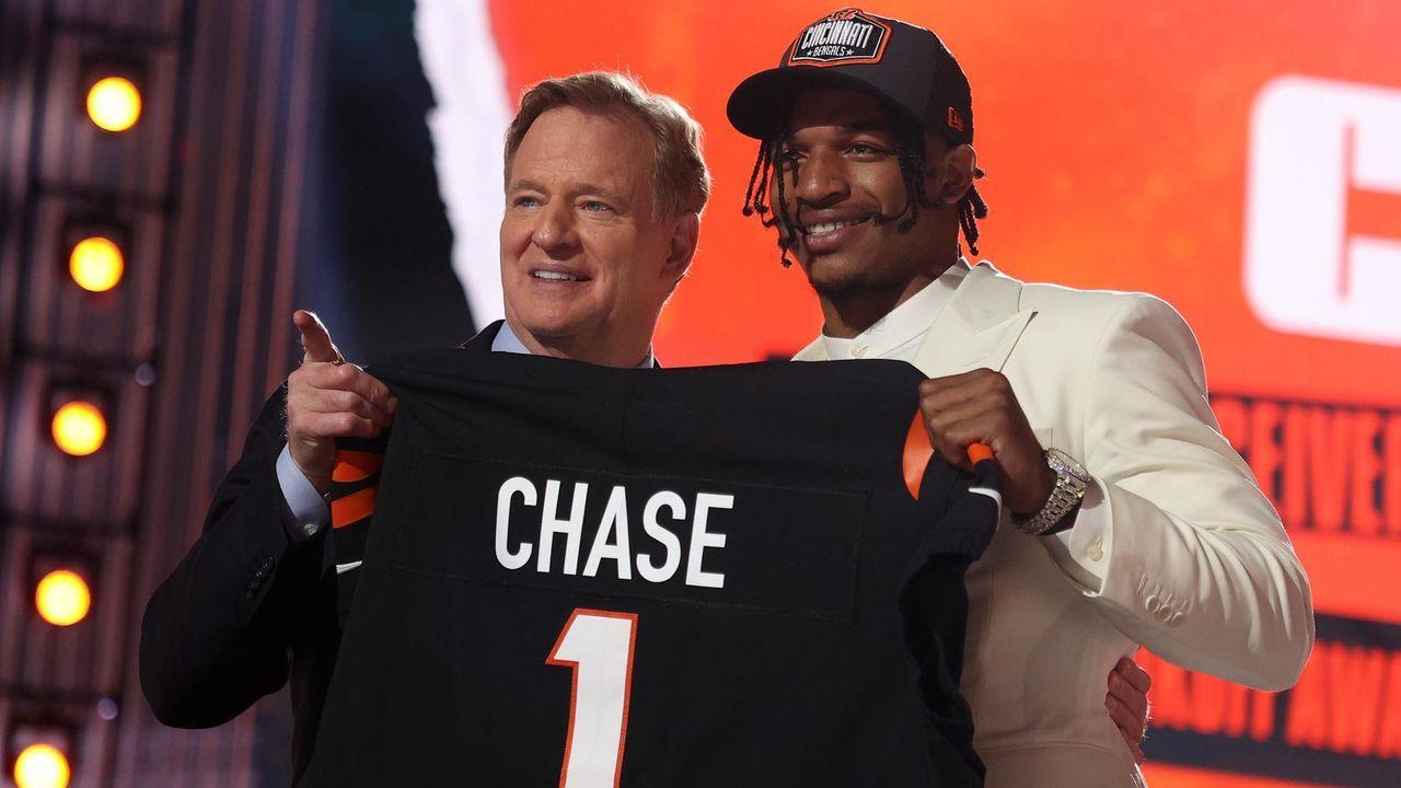 Platz 28 - Cincinnati Bengals - Bildquelle: 2021 Getty Images