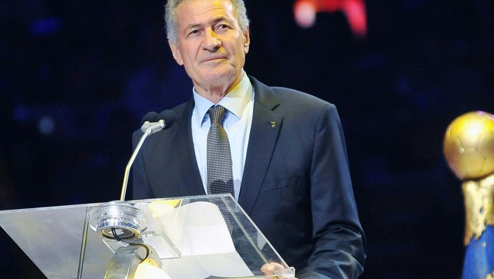 IHF-Präsident Hassan Moustafa - Bildquelle: FIROFIROSID