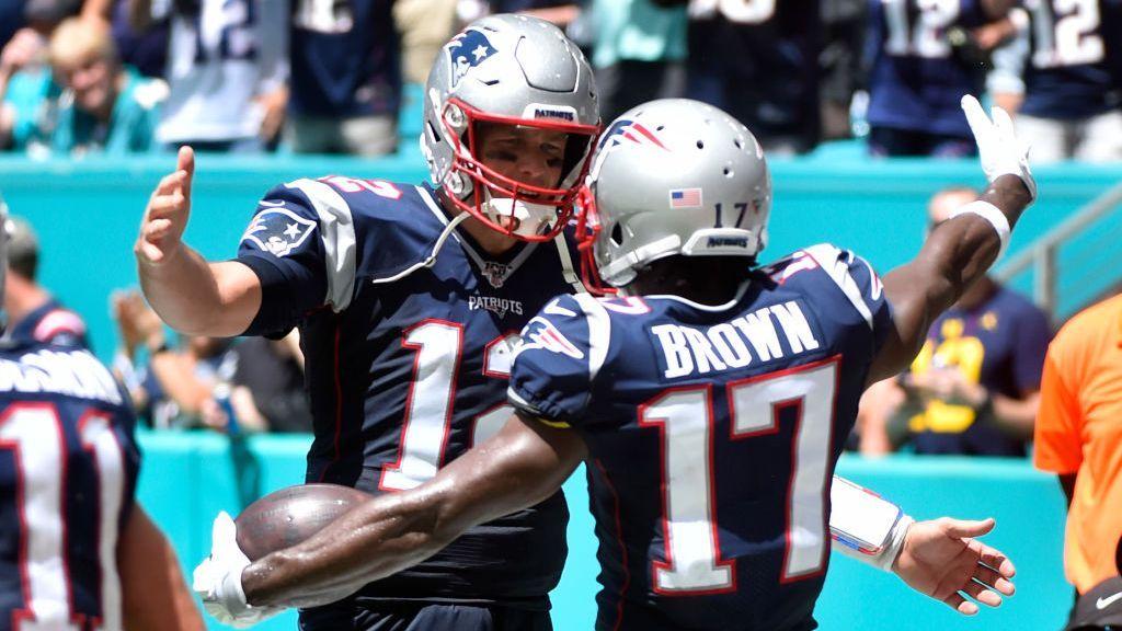 Die neue Offense der Tampa Bay Buccaneers um Tom Brady - Bildquelle: getty