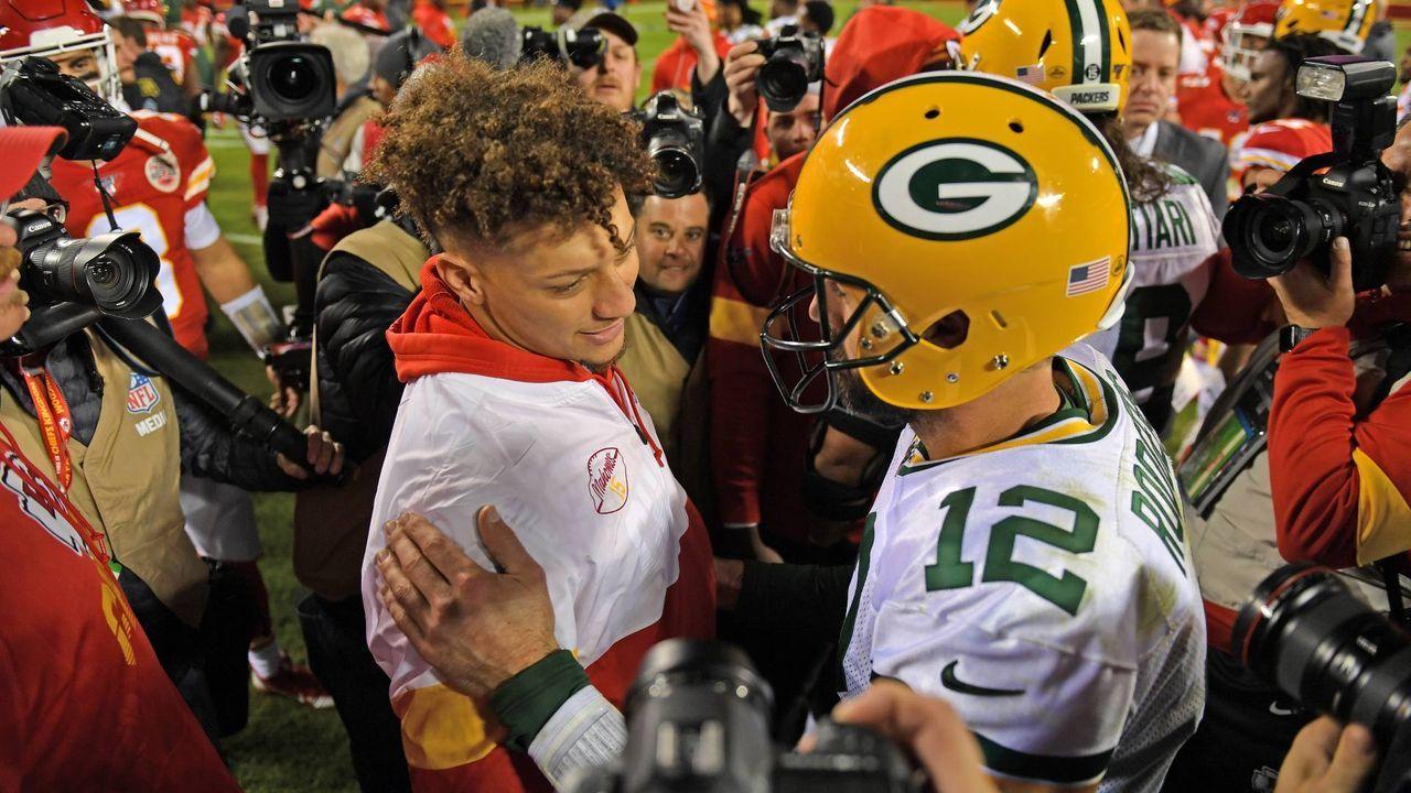 9. Spieltag - Super Bowl I Rematch: Green Bay Packers vs. Kansas City Chiefs - Bildquelle: getty