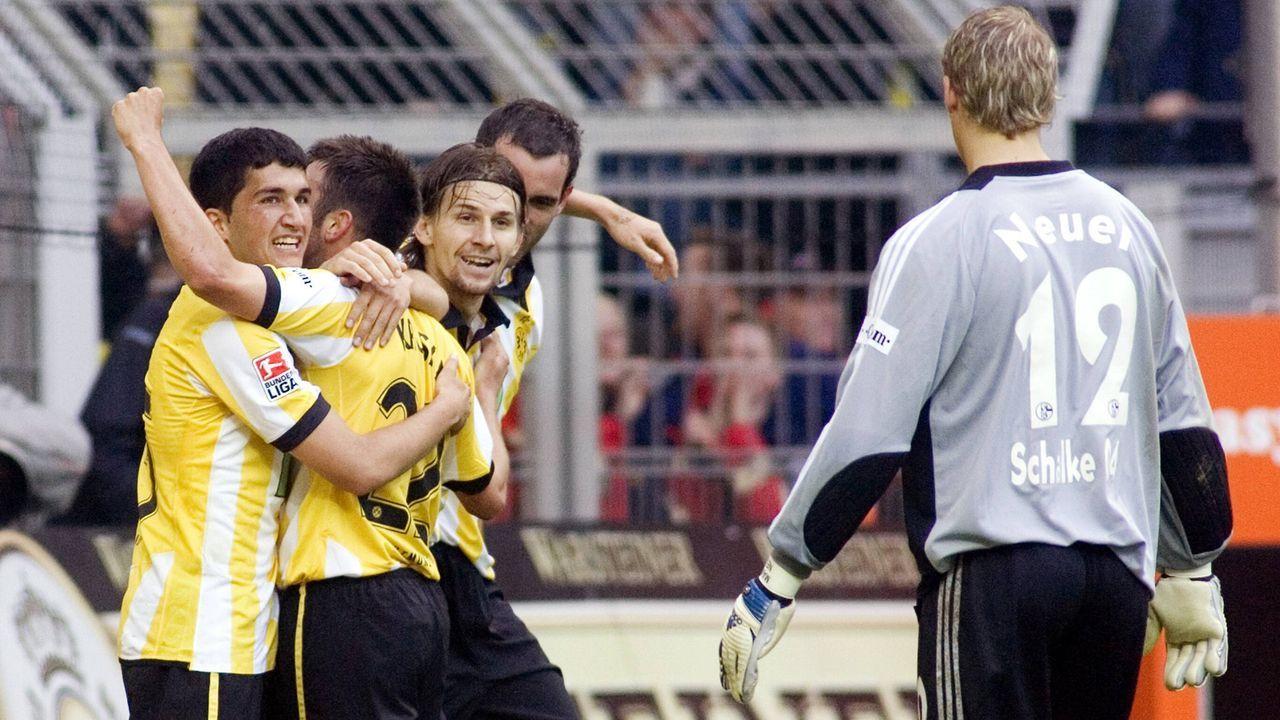 2006/07: Schalke verspielt erste Meisterschaft im Derby  - Bildquelle: Imago Images