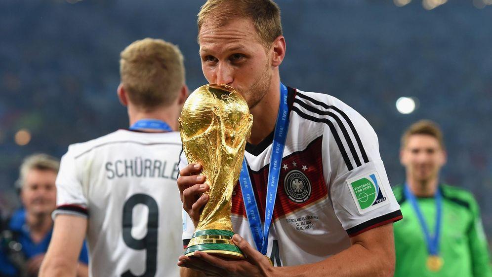 Wird wohl neuer DFB-Teammanager: Benedikt Höwedes. - Bildquelle: getty