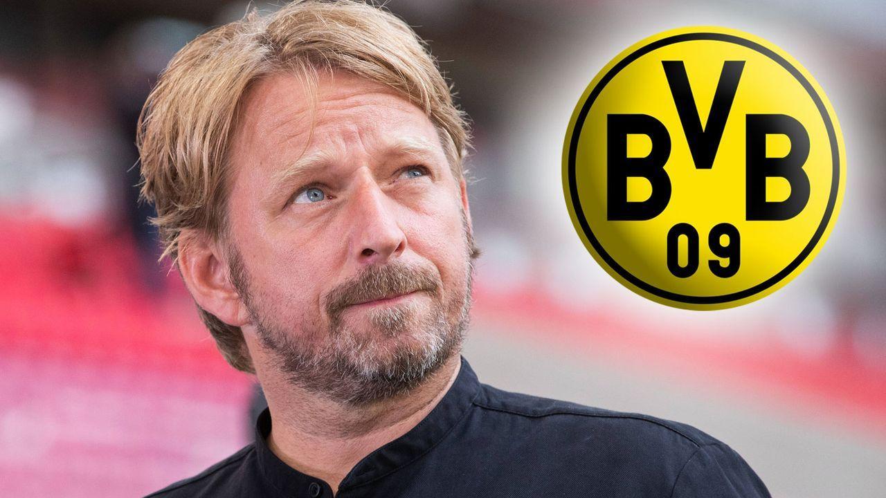 Sven Mislintat (VfB Stuttgart) - Bildquelle: Imago Images