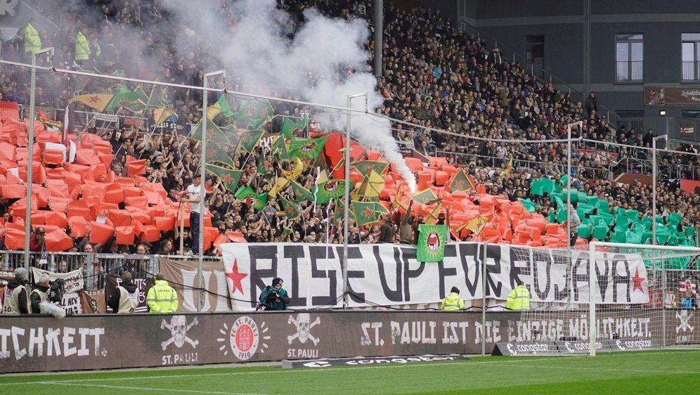 DFB: Ermittlungsverfahren gegen St. Pauli eingestellt - Bildquelle: PIXATHLONPIXATHLONSID