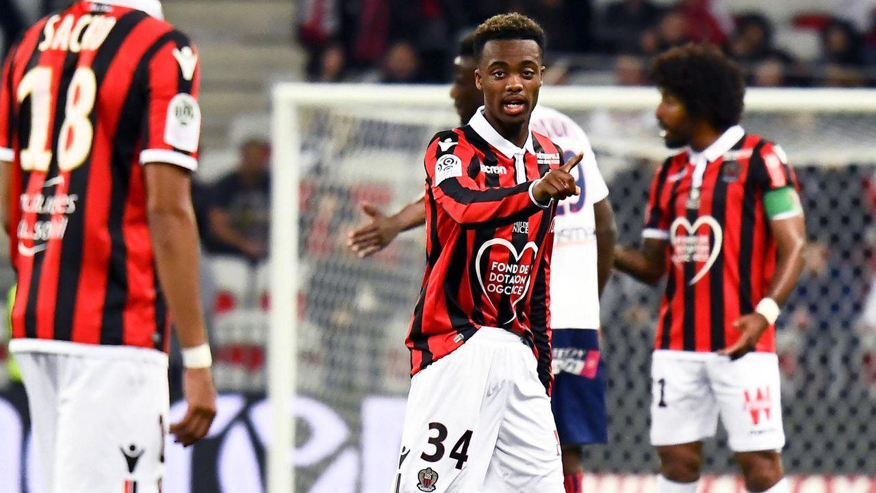 Ligue 1: Pedro Brazao (OGC Nizza/Frankreich) - Bildquelle: imago images / PanoramiC