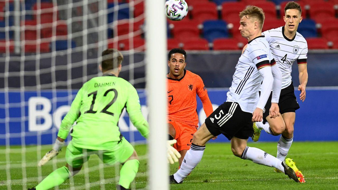 U21-EM: Deutschland gegen Niederlande in der Einzelkritik - Bildquelle: Imago