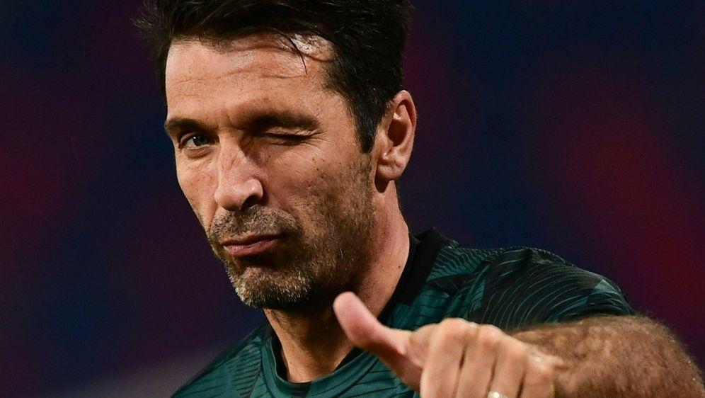 Juventus Turin: Buffon hängt noch ein Jahr dran - Bildquelle: AFPSIDMIGUEL MEDINA