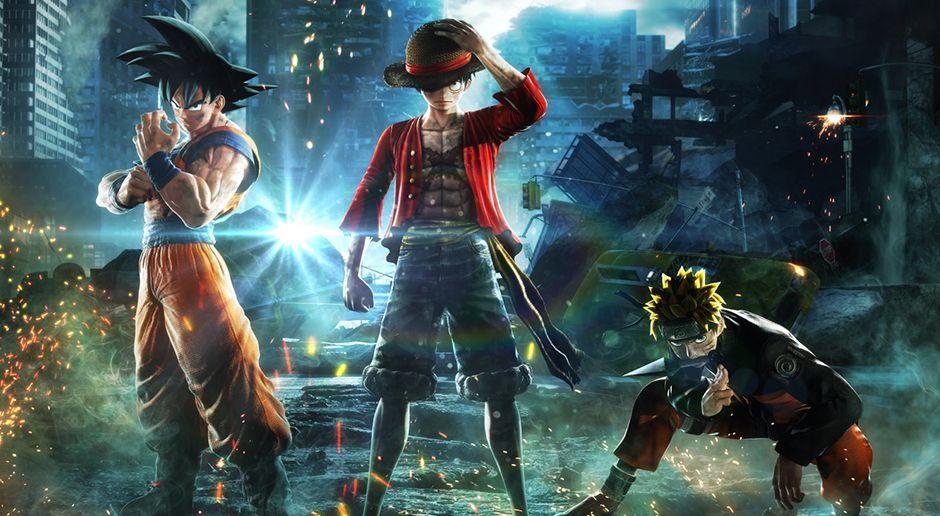 Jump Force - Bildquelle: Bandai Namco