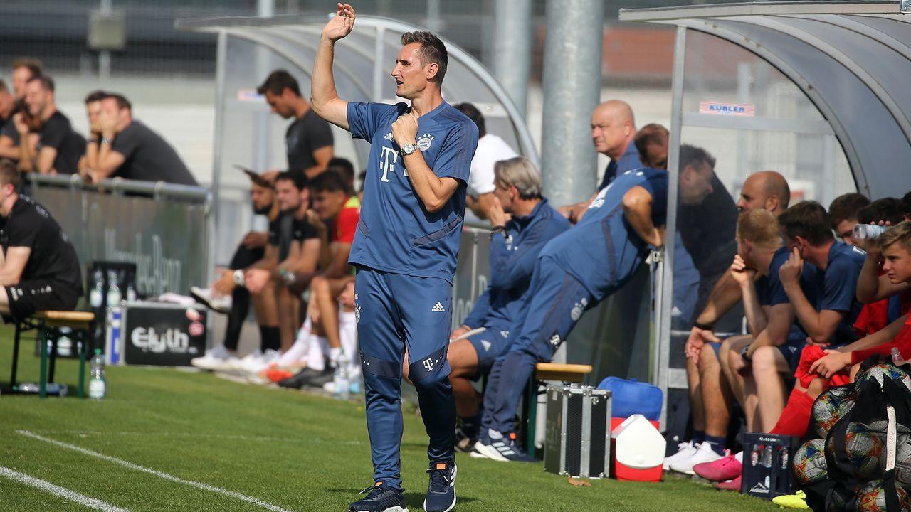 Miroslav Klose geht von der U17 zu den Profis - Bildquelle: Imago