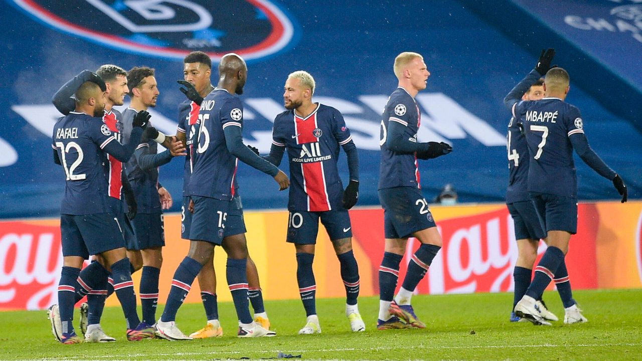 Diese Teams stehen im Achtelfinale: Paris St. Germain - Bildquelle: imago images/PanoramiC