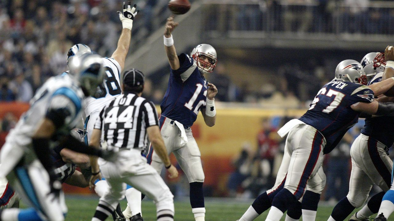 Super Bowl XXXVIII - Bildquelle: 2004 Getty Images